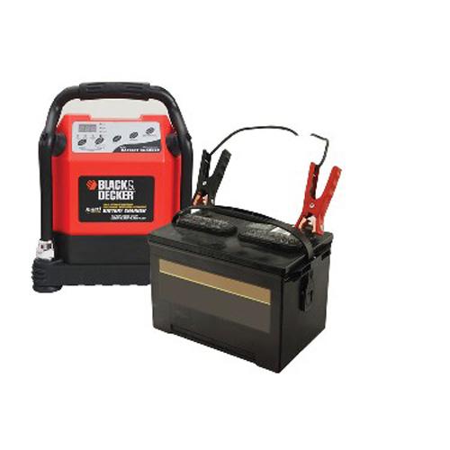 Todoferreteria cargador de baterias black decker bbc30 - Cargador de baterias ...