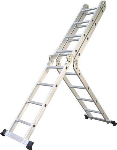 Todoferreteria escalera articulada de aluminio nacional for Escalera aluminio plegable articulada precio