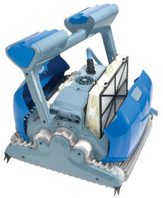 Todoferreteria robot limpia piscinas dolphin supreme m4 pvc for Robot limpia piscina