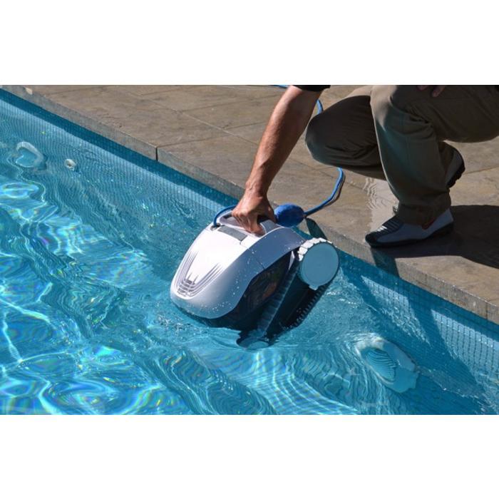Todoferreteria robot limpia piscinas dolphin e10 for Robot limpia piscina