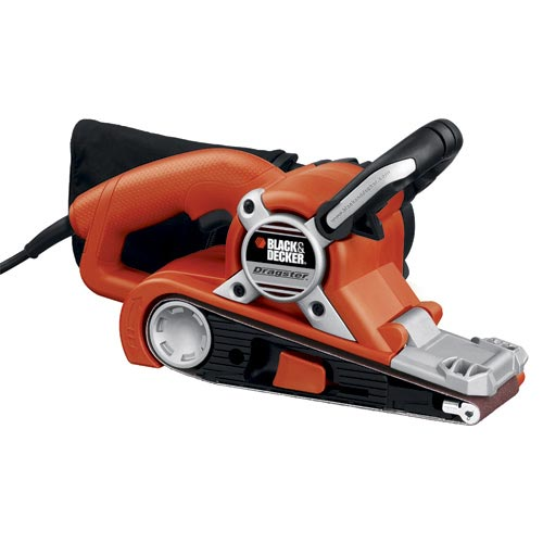 Black and decker lijadora