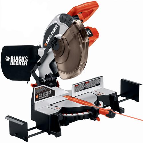 Ingletadora black decker para corte de aluminio y madera - Discos para ingletadora ...