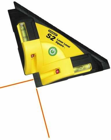 Todoferreteria escuadra y nivel lser stanley s2 - Nivel con laser ...