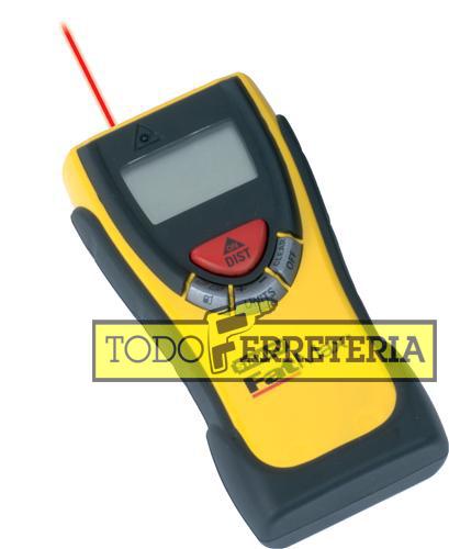 Todoferreteria medidor de distancia laser stanley 77 910 for Medidor de distancia laser