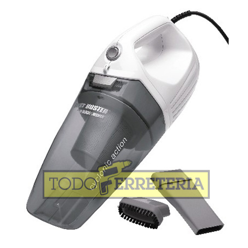 Aspiradora Para Auto 12v Black And Decker Av1250-la - 7000