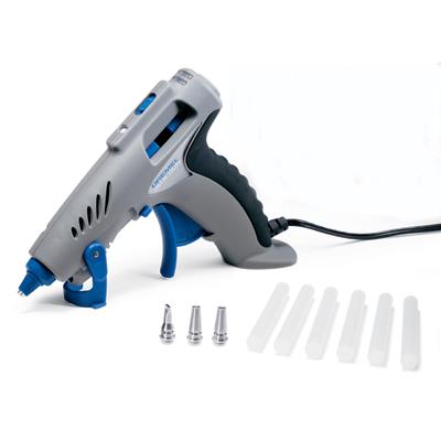 Todoferreteria - Pistola Encoladora Glue Gun Dremel 1200-3/ 6