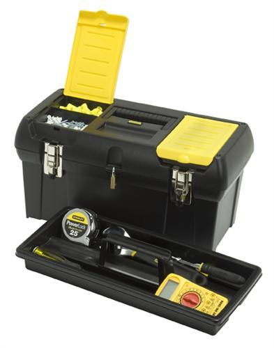 Todoferreteria caja de herramientas stanley 24 24 013 - Caja herramientas stanley ...