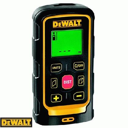 Todoferreteria medidor de distancia lser dewalt dw030p for Medidor de distancia laser