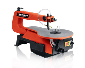 Sierra Caladora de Banco Black & Decker BT1650