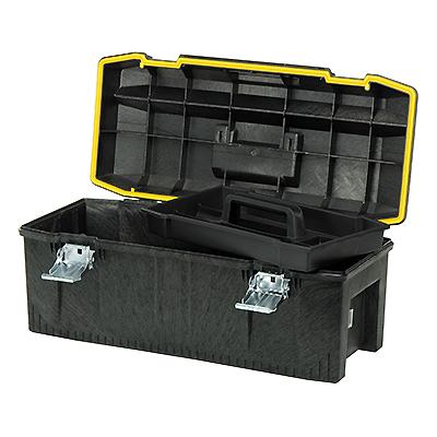 Todoferreteria caja de herramientas stanley fat max 28 001 - Caja herramientas stanley ...