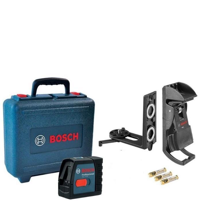 Todoferreteria nivel laser bosch gll 2 50 soporte bm 1 - Nivel laser bosch ...