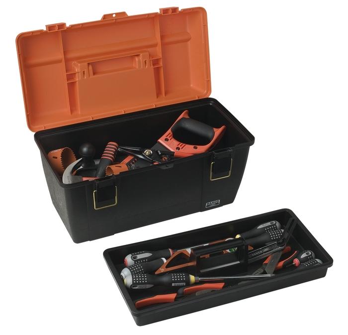 Todoferreteria caja de herramientas bahco ptb202510 - Caja de herramientas ...