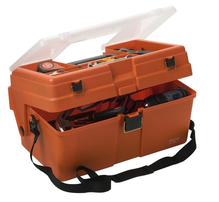 Todoferreteria caja de herramientas bahco ptb253580 - Caja de herramientas precio ...