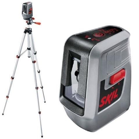 Todoferreteria nivel laser con tripode skil 0516 - Nivel con laser ...