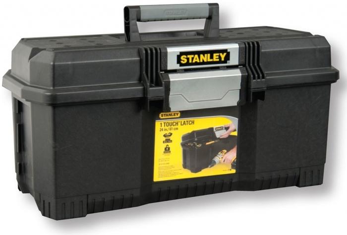 Todoferreteria caja de herramientas stanley 97 510 - Caja herramientas stanley ...