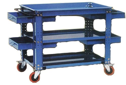 Todoferreteria mesa rodante para herramientas konan mr2 for Mesa herramientas
