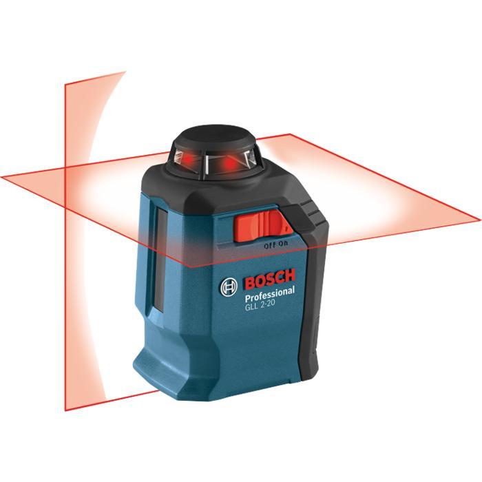 Todoferreteria nivel laser 360 bosch gll 2 20 - Nivel laser bosch ...